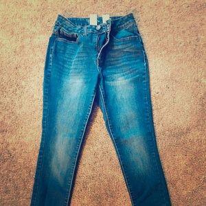 Like new denim jeans